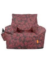Orka Digital Printed Arm Chair Cover Only, cover only