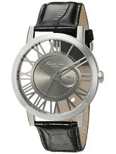Kenneth Cole Transparency Analog Men's Watch (10020809)