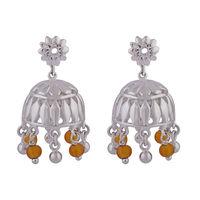 MultiColor Dome Jhumka Earrings-ER075
