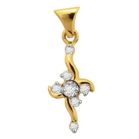 Diamond Pendants - BAP484