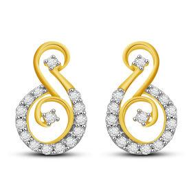 Glamorous Diamond Earrings - GUPS0548ER