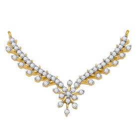 Diamond Mangalsutra - GUTS0017T