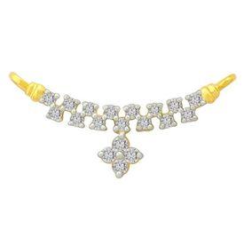 Diamond Mangalsutra - BATS0183T