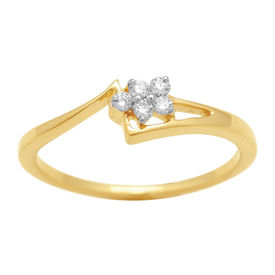 Diamond Rings - BAR749A, si - ijk, 12, 14 kt
