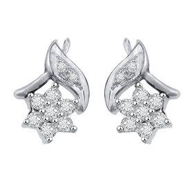 Diamond Earrings - GUER12