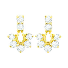 Impressive Diamond Earrings - BAER465