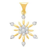Diamond Pendant - BAPS231P, si - ijk, 18 kt