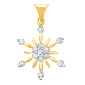 Diamond Pendant - BAPS231P