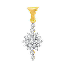 Diamond Pendant - BAPS234P