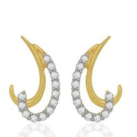 Charming Earrings - BAPS0532ER, si - ijk, 18 kt