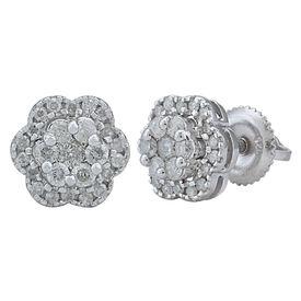 Diamond Earrings - AMER0576A