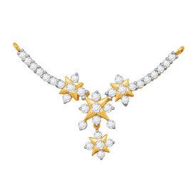 Diamond Mangalsutra - DATS2T