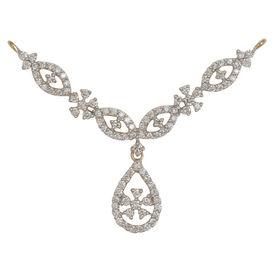 Diamond Mangalsutra - GUTS0112T