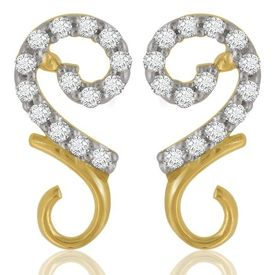 Diamond Earrings - BAPS1237ER