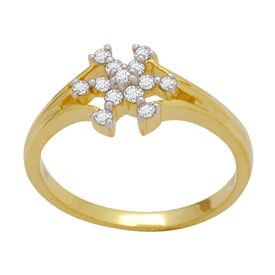 Beautiful Diamond Ring - DAR0075