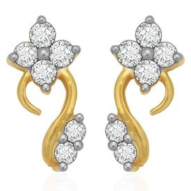 Diamond Earrings - BANS0894ER