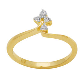 Diamond Rings - BAR257A