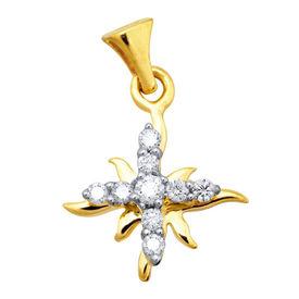 Diamond Pendants - DAP143
