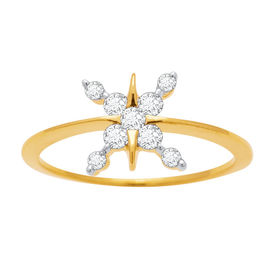 Diamond Rings - DAPS42R, si - ijk, 12, 14 kt