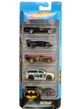 Hot Wheels Batman 5 Piece Pack