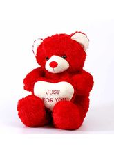 Dream Shopping Alluring Red Teddy With Heart (sczy...