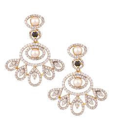 Diamond Diva - Black, silver