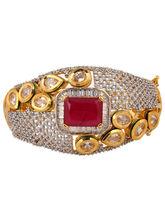 Cuff Bracelet, red