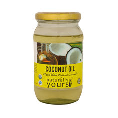 Coconut oil (Pack of 3 x 350ml)