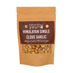Himalayan Single Clove Garlic 250G (Pack of 5 x 50g)