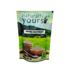 Organic Tulsi Powder 100G