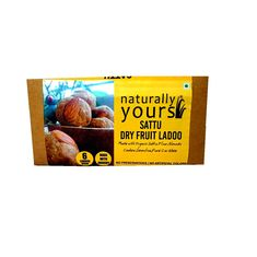 Sattu Dry Fruit Ladoo