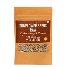 Raw Sunflower Seeds 250G (Pack of 5 x 50g)