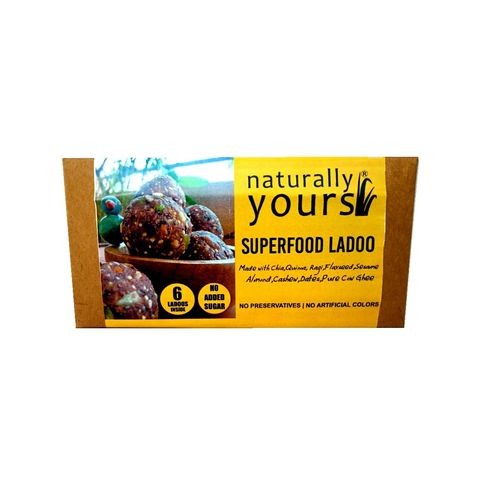 Superfood Ladoo