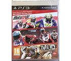 Motorbike Racing Pack: Moto Gp13, Sbk Generations, Mud: Fim Motocross World Championship For Play Station 3
