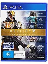 Destiny: The Collection For PS4