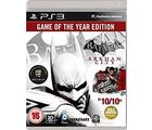 Batman: Arkham City - Game of the Year Edition For PS3