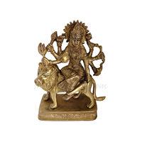 Maa Sherawali Statue, brass