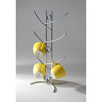 Modular Kitchen Luma Cup Tree, home care, stainless steel