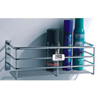 Perfume & Shampoo Rack, home care, stainless steel