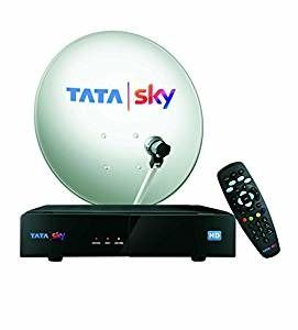 Tata Sky DTH HD Box with 1 Month Ultra Pack