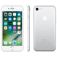APPLE iPhone 7 Smartphone,  silver, 256GB