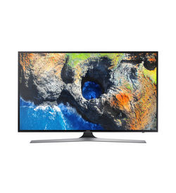 Samsung 43  Smart Flat- UHD TV MU7000