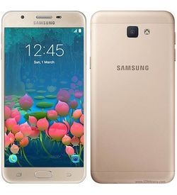 Samsung Galaxy J5 Prime Duos LTE with J5 PRIME CLEAR COVER Bundle,   Gold