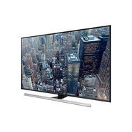 Samsung Flat Smart and 3D UHD TV UA85JU7000KXZN - With Digital Tuner, 85 Inch
