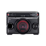 LG Mini Audio OM4560,  Black