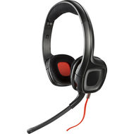 PLANTRONICS - GAMECOM 318 FOR PC/MOBILE GAMING HEADSET,  Black