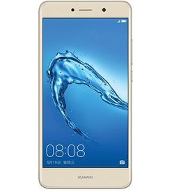 Huawei Y7 Prime Dual SIM - 16GB, 2GB RAM, 12MP+ 8MP Camera, 4G LTE, 4000mAh, Android 7.0,  Gold