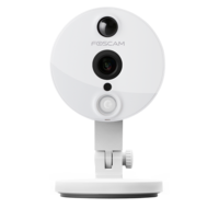 Foscam C2 Indoor HD 1080P Wireless Plug and Play IP Camera,  White