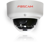 Foscam FI9961EP Vandal Proof Outdoor Full HD 1080P Dome Camera,  White