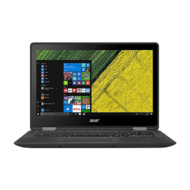 ACER SP513-51 NX. GK4EM. 041 i3-6006U 4GB/128GB/13.3 TOUCH/W10,  Black